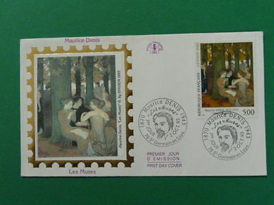 paintings Maurice Denis FDC *more in my store* 37805