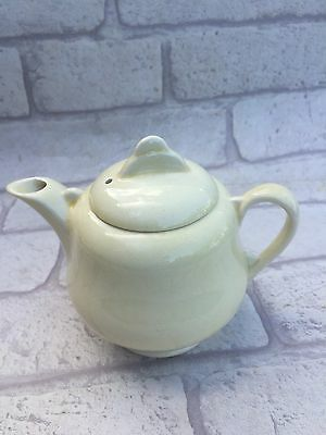 Art Deco Clarice Cliff Miniature Tiny Tea Pot Royal Staffordshire Ceramics