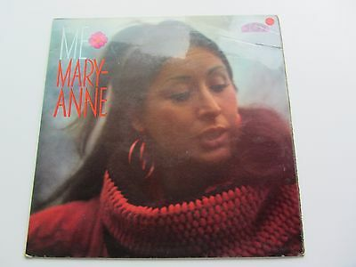 "Mary-Anne Paterson Lp ""me"" Original Joy Label 1970   Very Rare Folk Lp"