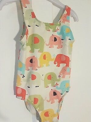 gorgeous little girls next swimming costume age 2-3