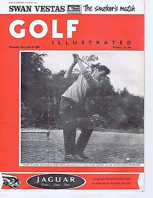 BOBBY WALKER	Golf Illustrated	26	Mar	1964