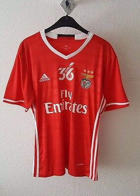 Benfica Lissabon Meister Trikot Champions Jersey 16/17 Limited Edition !