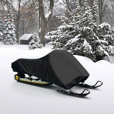 "New Trailerable Snowmobile Sled Cover Fits Up To 138"" L All Weather Protection"