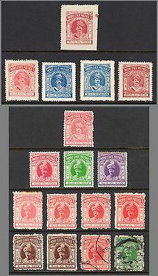 Indian States MORVI 1931-48 collection mint & used, SG 1//19 cat £103