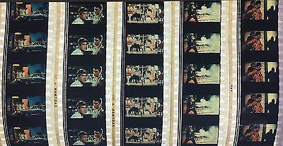 Scarface (c) - 5 strips of 5 35mm Film Cells