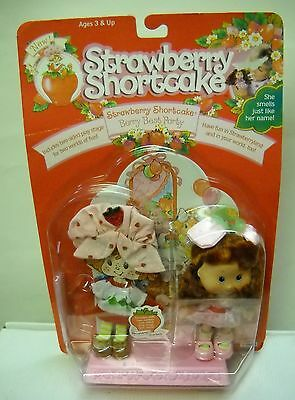 #1477 NRFC THQ Strawberry Shortcake Berry Best Party Doll