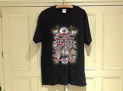 DEATH - Symbolic 20th Anniversary tour - size L - Mint Black S/Sleeve 2-sided