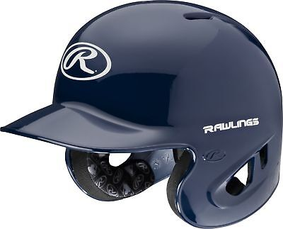 Rawlings Performance Rated S90PA-N-91 XL (7 5/8 - 7 3/4) Navy Batting Helmet