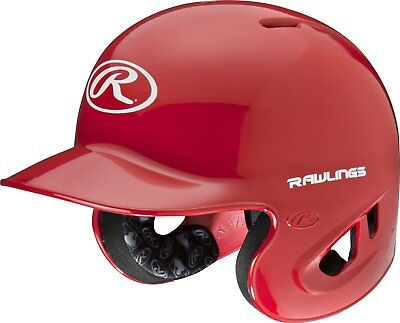 Rawlings Performance Rated S90PA-S-88 S (6 7/8 - 7) Scarlet Batting Helmet