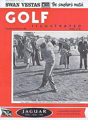 DICK MAYER	Golf Illustrated	27	Feb	1964