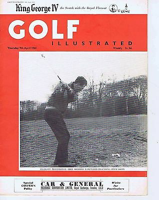 FRED BOOBYER	Golf Illustrated	9	Apr	1964