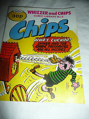 WHIZZER and CHIPS comic library No 2