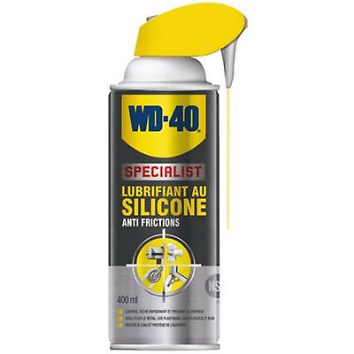 Wd40 Specialist Nettoyant Contacts Bombe 250 Ml