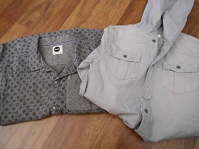 Boy's ^~^SUDO ^~^  Long Sleeve Shirt COUNTRY ROAD Size 12 14