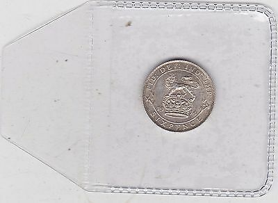 1914 George V Sixpence In Good Very Fine Condition