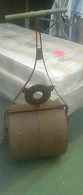 Vintage Metal Garden Roller Made By Barford And Perkins