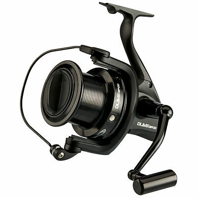 TF Gear NEW DL Black Edition Carp Spod Fishing Reel