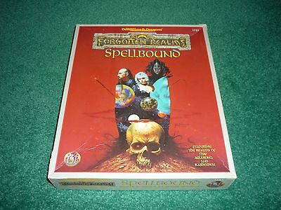 Tsr1121 Ad&d Forgotten Realms Campaign Expansion Spellbound