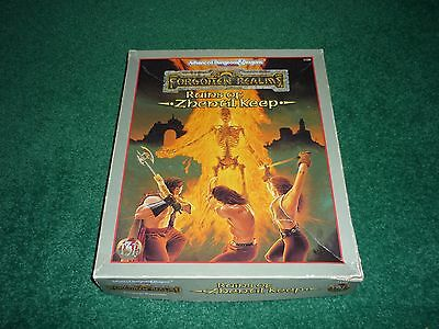 TSR1120 AD&D 2nd Ed. FORGOTTEN REALMS CAMPAIGN EXPANSION RUINS OF ZHENTIL KEEP