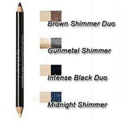 Avon Outstanding Eyes Dual-Ended Kohl Eyeliner Duo~ Assorted Shades ~New & Boxed