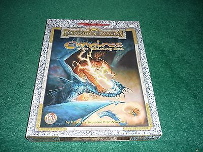 Tsr9561 Ad&d Forgotten Realms Campaign Expansion Empires Of The Shining Sea