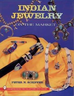 Indian Jewelry book Hopi Silver Buckle Navajo Turquoise