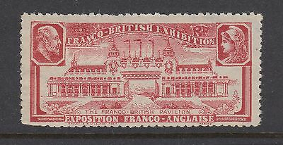 Franco - British Exhibition - Franco-British Pavilion - Cinderellas