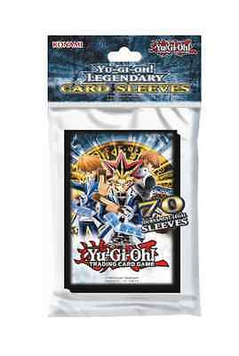 Konami Yu-Gi-Oh! Legendary Card Sleeves (70 Sleeves Per Pack) NEW & SEALED