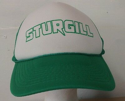 Sturgill Simpson mesh snapback Hat Cap Country Music Size hipster cool A