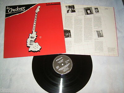 LP - Die Crackers / BRDigung - 1981 OIS NDW - cleaned