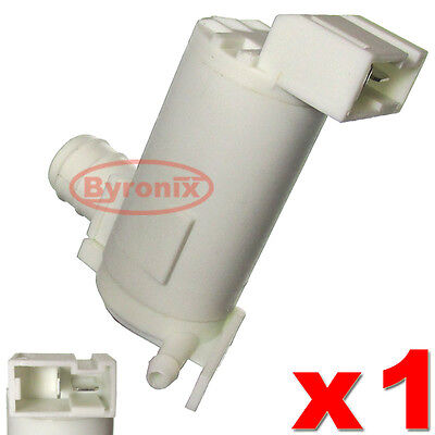 Front Windscreen Washer Pump 2001 2002 2003 2004 2005 2006 For Nissan Xtrail