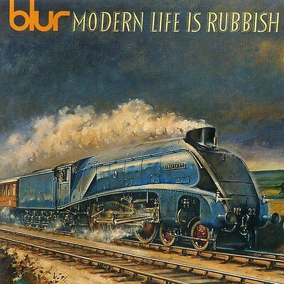 BLUR Modern Life Is Rubbish 2 x 180gm REMASTERED Gatefold Vinyl LP NEW & SEALED