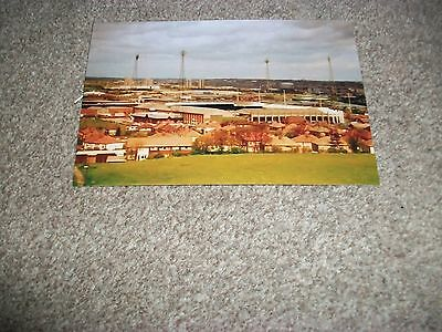 "LEEDS UNITED ELLAND ROAD view from outside 1980s ???  6""x4""  REPRINT"