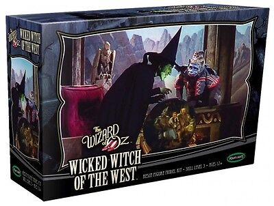 """Polar Lights """"The Wizard of Oz"""" Wicked Witch of the West Resin Model - POL903/06"""
