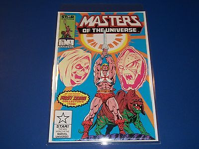 Masters of the Universe #1 Star Comics Marvel NM- Gem Wow