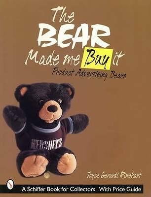Vintage Advertising Teddy Bears Collector Guide incl Food Brands &  More