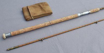 """Angling Services    """" The Arkayess """"     10' - 0""""    Split Cane Spinning Rod"""
