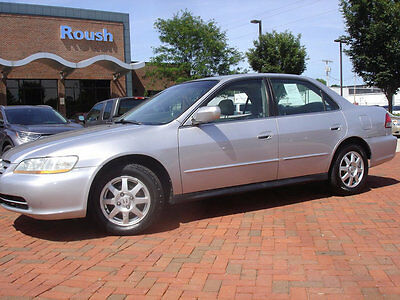 2002 Honda Accord SE Automatic 4 NEARLY NEW MICHELIN TIRES+OBVIOUSLY WELL MAINTAINED!