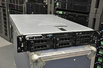 Dell Poweredge 2950 III 2x Intel 3.00Ghz Quad Core XEON 64GB RAM 4x 2TB HD 2xPS