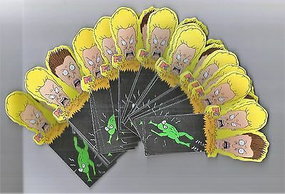 25 Beavis & Butthead Bookmarks..laughs And Gifts Book Friends..