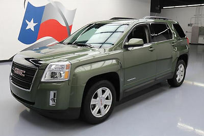 2015 GMC Terrain  2015 GMC TERRAIN SLT SUNROOF NAV HTD LEATHER 23K MILES #287833 Texas Direct Auto