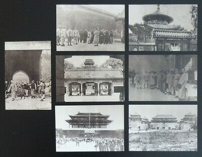 CHINA - NICE LOT OF POSTCARDS (ALL UNUSED)! military army soldier gun J13