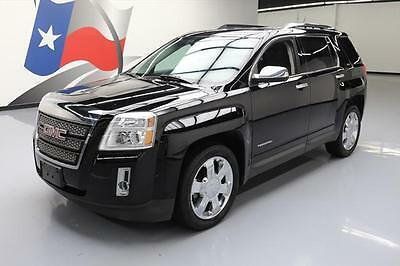 2015 GMC Terrain  2015 GMC TERRAIN SLT HTD LEATHER SUNROOF NAV REAR CAM  #285331 Texas Direct Auto