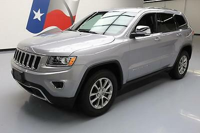 2016 Jeep Grand Cherokee  2016 JEEP GRAND CHEROKEE LTD HTD LEATHER REAR CAM 32K #401610 Texas Direct Auto