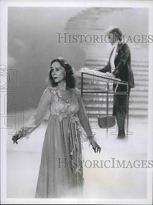 1980 Press Photo Actor Katherine Helmond plays character Jessica Tate in heaven