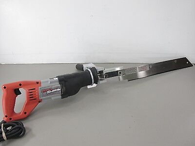 Super Shear Foam Removal Saw w/ 18'' Reversible Closed Cell Blade SFSV