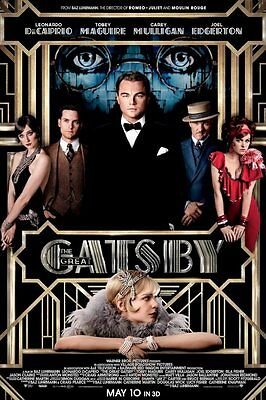 The Great Gatsby (2013) - Ultraviolet Digital Copy Paper (Australia/New Zealand)