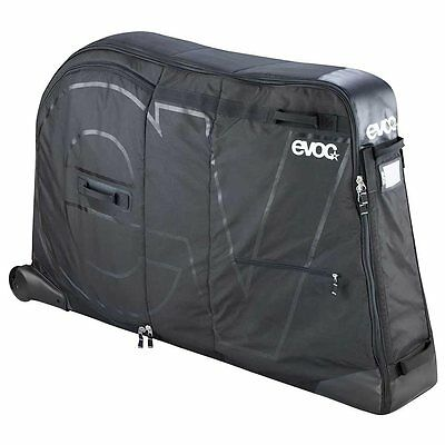 EVOC, Bike Travel Bag, Bicycle travel bag, Black
