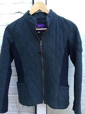 Equestrian Horse hacking Riding Jacket Top size S Child's
