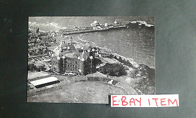 "NEW BRIGHTON TOWER FOOTBALL GROUND  Aerial view + Hotel  Photo   6""x4""  REPRINT"